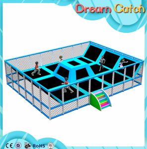 Indoor Mini Bright Color Fitness Trampoline Kids Jumping Trampoline pictures & photos