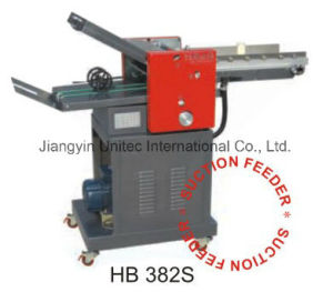 2016 Best Selling Product High Speed Paper Folder Machine Hb 382s pictures & photos