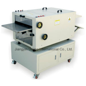 Wholesale Popular Laminating Machine UV Coater Lm520A/Lmu350/Lmu650 pictures & photos