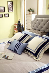 The Good Quality with Nice Design of Bedding Set (A802) pictures & photos