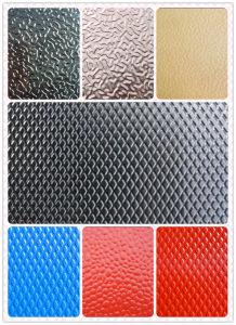 Aluminium Embossd Sheet pictures & photos