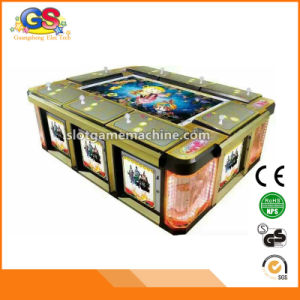 Blue Dragon Recreational Ocean King 2 Row Table Outdoor Hunter Arcade Fishing Machine Fish Slot Games pictures & photos