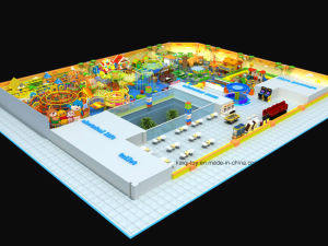 Indoor Playground for Shopping Mall, Family Entertainment Center pictures & photos