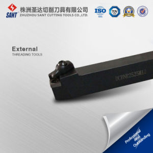 D Tpye External Turning Tools Dcbnr Suit for ISO Carbide Insert Cnmg pictures & photos