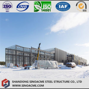 Pipe Truss for Roof of Heavy Steel Workshop pictures & photos