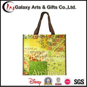 Colorful Printing Non Woven Polypropylene Laminated Grocery Reusable Shopping Bag