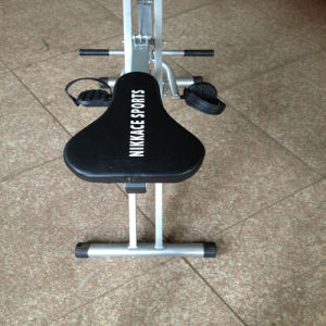 Indoor Cheap Horse Riding Machine with Hydraulic Pole pictures & photos