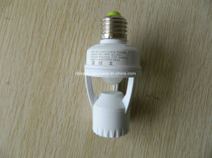 E27 / B22 360 Degree PIR Sensor Lamp Holder (KA-SLH01) pictures & photos