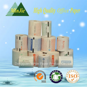 Wholesale Good Quality Printing Cash Printer Thermal Paper Roll pictures & photos