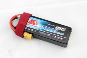 7000mAh 11.1V Lithium Polymer Battery for Quadcopter Multicopter pictures & photos