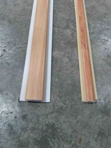 PVC Cornisa Madera De China pictures & photos