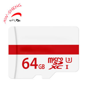 64GB High Speed Class10 Memory Card pictures & photos