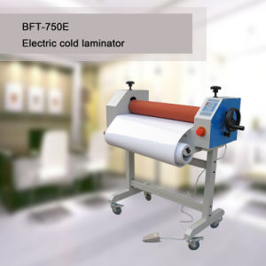 BFT-750E 29.5inch Small Home Electric Cold Laminating Machine pictures & photos