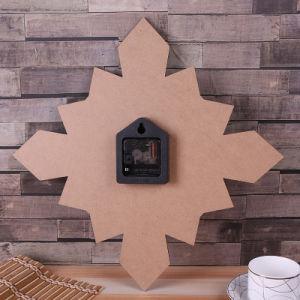 2017 Wood Clock Wood Wall Clock Creative Clock pictures & photos