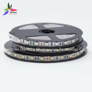 White Color IP20 30LEDs SMD5050 Chip 7.2W DC12V LED Strip pictures & photos