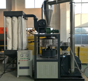 PVC Pulverizing Grinding Milling Machine pictures & photos