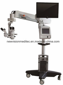 Digital Zoom Operating Microscope for Ophthalmology with Ce & FDA pictures & photos