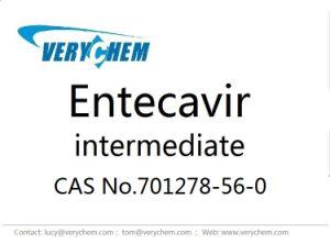 Entecavir Pharmaceutical Intermediate CAS No. 701278-56-0 98%Min pictures & photos
