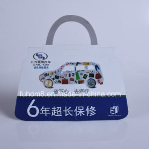 Custom Printed Plastic PVC Hang Tag / Hangtag pictures & photos