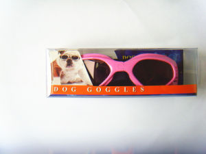 Pink Pet Sunglasses for Dogs pictures & photos