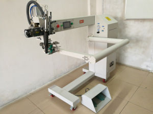 2500W Hot Air Seam Sealing Machine for PVC Tent/Tarpaulin/Inflatable Boat pictures & photos