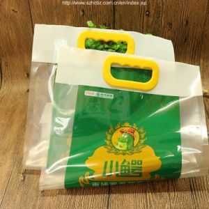 Printed Rice Bag 50kg pictures & photos
