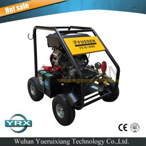 Movable Industrial Petrol High Pressure Washer pictures & photos