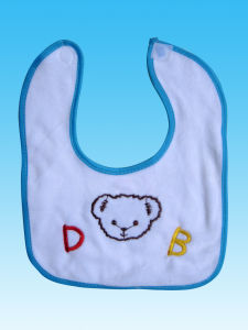 Terry Bandana Baby Bibs Lovely Cotton Baby Bids