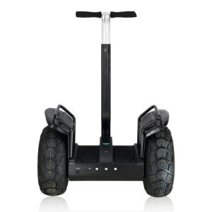 Hot Selling Self Balancing Standing Electric Scooter with Handle pictures & photos