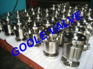 150LB Split Body Forged Steel Floating Ball Valve (GAQ41N) pictures & photos