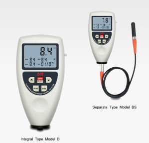 Statistical Type Coating Thickness Gauge pictures & photos