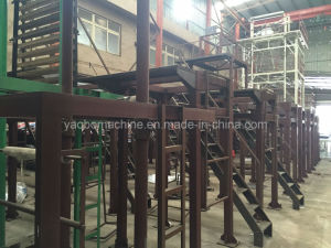 2sj-G55 LDPE&HDPE Film Blown Machine with Rotary Die Head pictures & photos