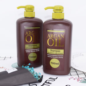 Wholesale Natural Hair Shampoo with Argan Oil pictures & photos