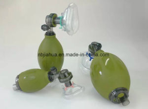 Silicone Manual Resuscitator for Adult Reusable pictures & photos