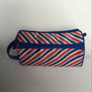 Big Capacity Polyester Cosmetic Bag pictures & photos