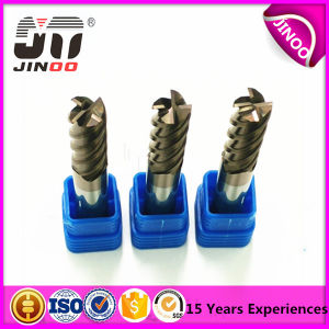 High Competitive 2/3 Flutes Tungsten Solid End Mills Carbide for Alu pictures & photos