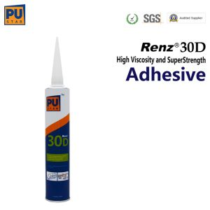 Glue for Bonding Between Windshield and Side Auto Glass Renz30d pictures & photos
