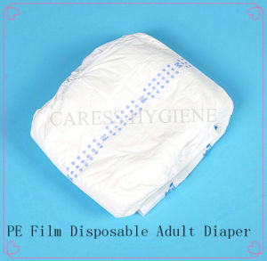 Adult Incontinence Disposable Diaper for Old People pictures & photos