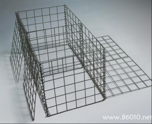 China Supplier of Galvanized Welded Gabion Box pictures & photos