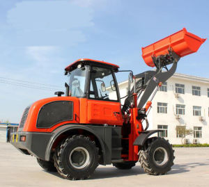 0.78cbm Mini Wheel Loader with Ce pictures & photos