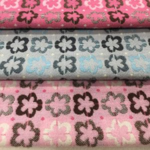 Plum Blossom Style Jacquard Wool Fabric Stock pictures & photos