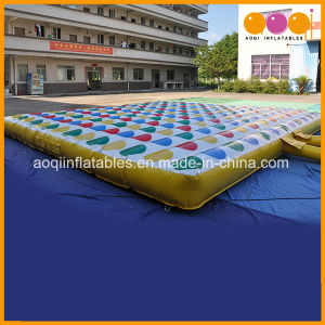 Giant Inflatable Twister Game for Sale (AQ1658-1) pictures & photos