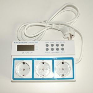 3 Phase Good Quality France Type Programmable Timer pictures & photos