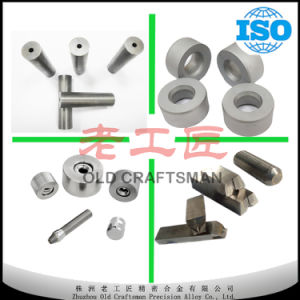 Yg15 Tungsten Cemented Carbide Extrusion Punches Die for Power Metallurgy pictures & photos