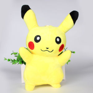 Cute Plush Cartoon Pikachu Toy pictures & photos