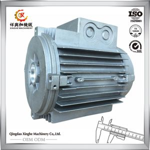 Custom Al Die Casting ADC7 Aluminum Motor Shell Car Accessory pictures & photos