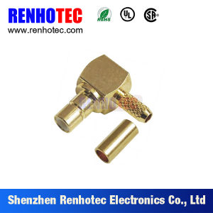 Right Angle PCB Mount RF SMB Connector Male Female Gender pictures & photos
