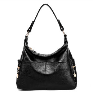 Hotsales Fashion Attractive Women Leather Handbag Hobo pictures & photos