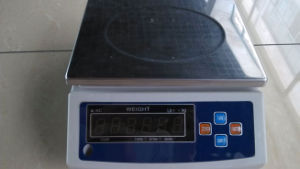 Rechargeable Battery Industrial Weight Scale (6kg/0.1g) pictures & photos