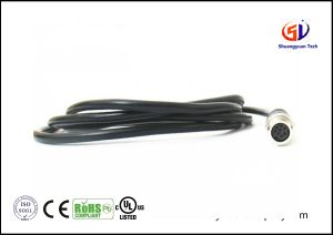 Customized 6 Pin S Video Cord Extension Cable for Car DVR / Camera / Monitor pictures & photos